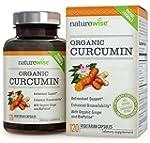NatureWise ORGANIC Curcumin Turmeric,...
