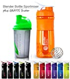 #5: Blender Bottle Sportmixer 828ml + Gratis Eiweiß Shaker