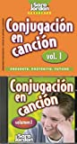 Conjugacion en Cancion  (CD/book kit) (Songs That Teach Spanish) (v. 1) (Spanish Edition)