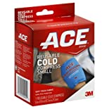 ACE Cold Compress, Reusable, Small 1 compress