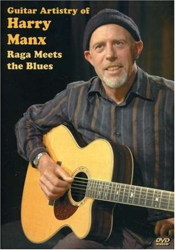 Guitar Artistry Of Harry Manx: Raga Meets The Blues [DVD]