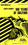img - for One Hundred Years of Solitude [Cliffs Notes Study] (Cliffsnotes Literature Guides) book / textbook / text book