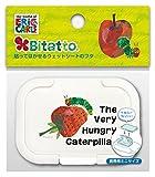 テクセルジャパン Bitatto ビタット ウェットシートのふた ミニサイズ はらぺこあおむし あおむしとイチゴ ランキングお取り寄せ
