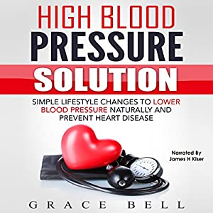 High Blood Pressure Solution Audiobook
