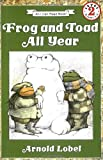 img - for Frog and Toad All Year (I Can Read Book 2) book / textbook / text book