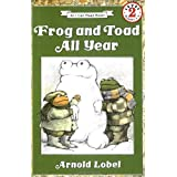 Frog And Toad All Yearby Arnold Lobel