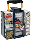 Performance Tool W5199 Organizer Tote with Assortments