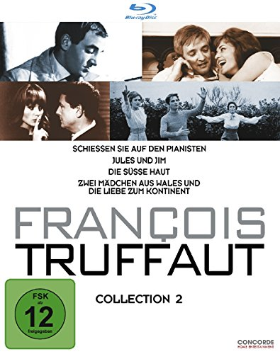Francois Truffaut - Collection 2 [Blu-ray]