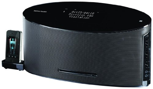soundsystem test harman kardon ms150 hochleistungs stereosystem cd player fm radio iphone. Black Bedroom Furniture Sets. Home Design Ideas