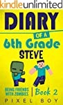 Minecraft: Diary of a 6th Grade Steve...