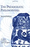 The Presocratic Philosophers: A Critical History with a Selection of Texts (0521274559) by Kirk, G. S.