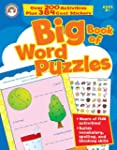Big Book of Word Puzzles, Grades 3 - 6