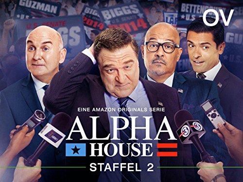 Summary of ?Alpha House Season 2 DVD - hotdvdmovies.com