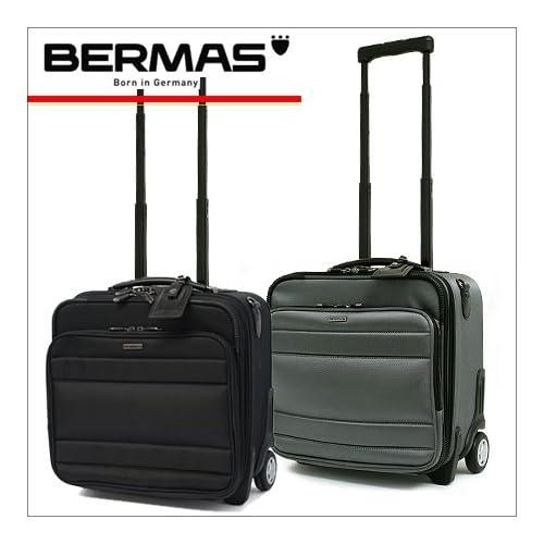 (バーマス)BERMAS スーツケース ファンクションギア 60121 (24L) 36cm ブラック