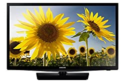 Samsung 24H4100 60 cm (24 inches) HD Ready LED TV Television (Black)
