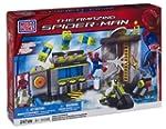 Mega Bloks Spiderman Sewer Lab Ambush