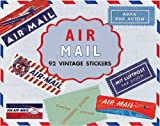 Air Mail Stickers Box (Travel Stickers)