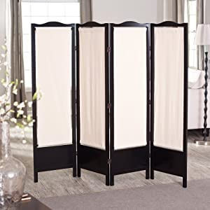 Amazonm  Brooks Canvas 4 Panel Room Divider  Black. Closet Decorating Ideas. Arrangement For Small Living Room. Home Decor Discount. 10x10 Screen Room. Home Decor Online. Rooms For Rent Mobile Al. Residential Room Rental Agreement. Home Interior Decor