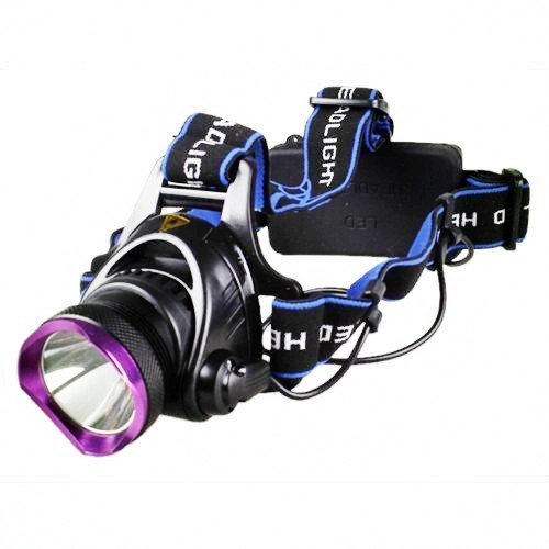 On The Way (Tm) 2000 Lumens Cree Xm-L T6 U2 Led 3 Modes Design Headlamp Cree Led Headlight Outdoor Sport Headlamp 18650 Rechargeable Battery Head Led Lamp Torch Flashlight With Charger Led Headlamp For For Outdoor Hiking, Riding, Camping, Climbing Etc..