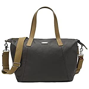 buy storksak noa diaper bag grey online at low prices in. Black Bedroom Furniture Sets. Home Design Ideas