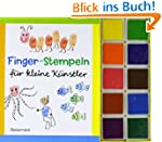 Finger-Stempeln fr kleine Knstler-S...