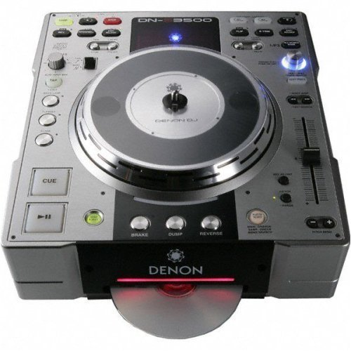 B-Stock Denon DNS3500 / DNS 3500 CD DJ Player SINGLE