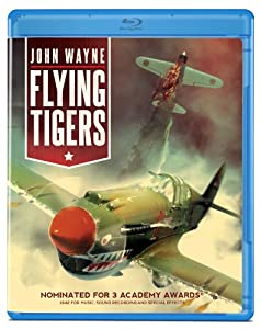 Flying Tigers [Blu-ray]