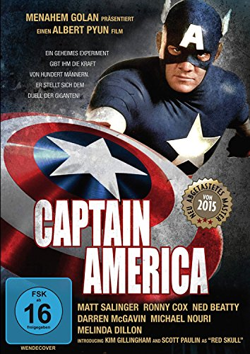 Captain America - Remastered