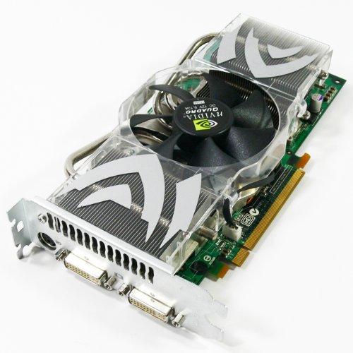 512MB nVIDIA Quadro FX4500 GDDR3 Dual DVI PCI-Express Oem For Power MAC G5 631-0110