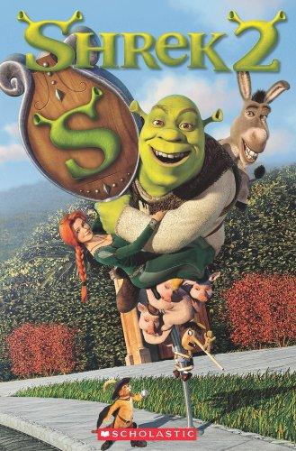 Shrek 2 + Audio CD (Popcorn Readers)