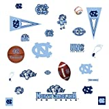 RoomMates RMK1067SCS University of North Carolina Peel & Stick Wall Decals