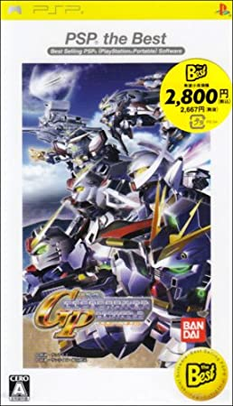 SD gundam G generation Sony PSP NEW [Japan Import]