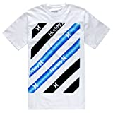 HURLEY Block Warp Mens T-Shirt