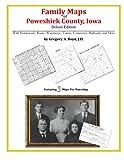 Family Maps of Poweshiek County, Iowa