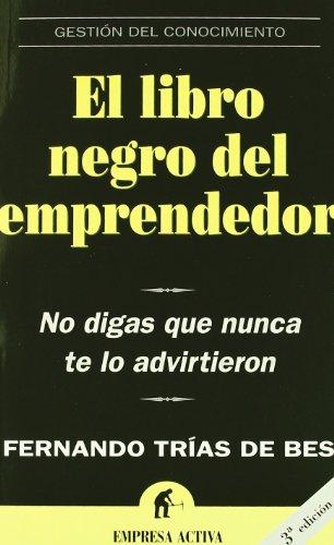 Shopping!: El libro negro del emprendedor (Gestión del conocimiento)