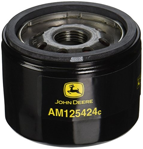 John Deere Oil Filter AM125424 (John Deer Riding Lawn Mower Parts compare prices)
