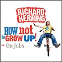 On Jobs: How Not to Grow Up Audiobook by Richard Herring Narrated by Richard Herring