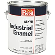 - W50W00803-16 Do it Best Alkyd Industrial Enamel-GLS EX DEEP ALKYD PAINT