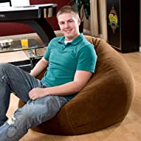 Miraculous Jumbo Bean Bag Chair Gmtry Best Dining Table And Chair Ideas Images Gmtryco