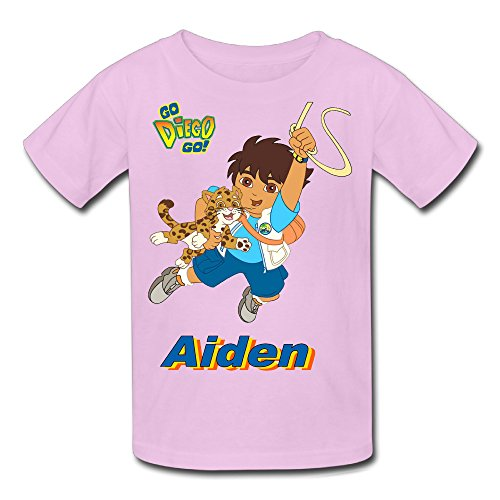 youth-heart-unique-go-diego-go-diego4-t-shirt-pink-us-size-xs