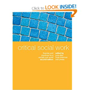 critical social work pdf allan