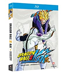 Dragon Ball Z Kai: Season Three [Blu-ray]
