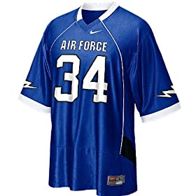 Nike Air Force Falcons #34 Football Jersey