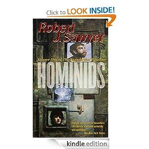 Hominids (Neanderthal Parallax) Robert J. Sawyer