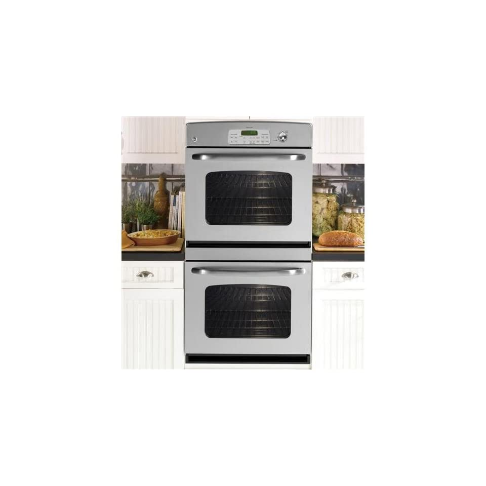 GE JTP35SPSS 30In. Stainless Steel Double Wall Oven