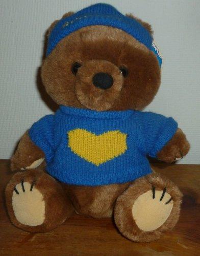 Dakin Alaska Theodore Teddy Bear Plush Animal
