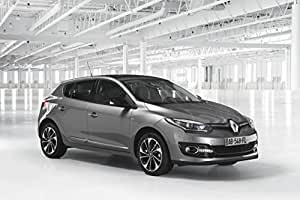 Amazon.com: Renault Megane Hatchback (2013) Car Art Poster