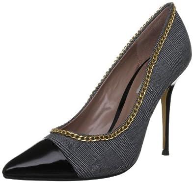 Dune Women's Belby Black Special Occasion Heels 0083503940085024 3 UK