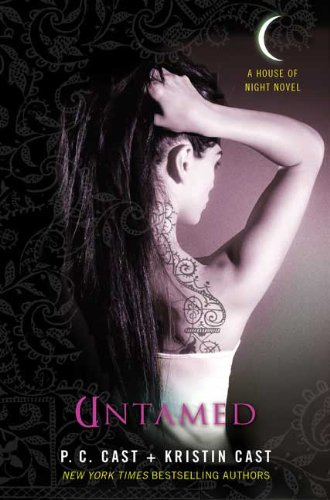 Parent reviews for Marked: House of Night, Book 1