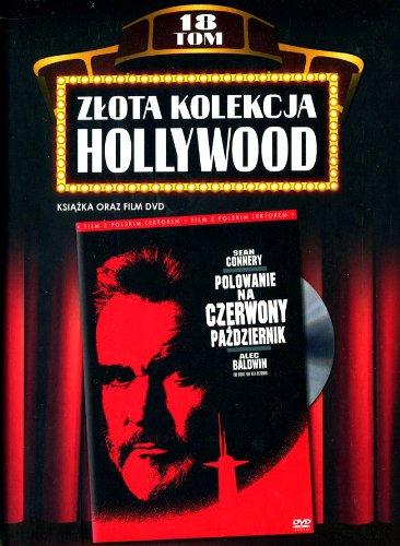 La caza del Octubre Rojo (digibook) [DVD]+[KSIĄŻKA] (IMPORT) (PL)